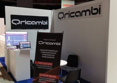 Qricambi all'Autopromotec Conference 2018